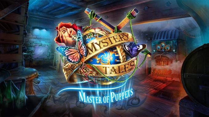Mystery Tales Master of Puppets Collectors Edition-RAZOR