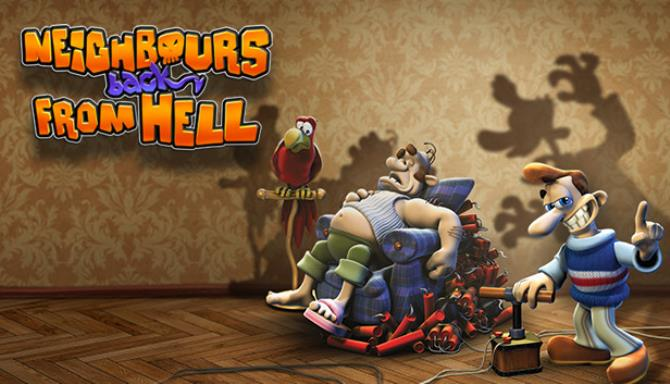 Neighbours back From Hell v1.2 Free Download