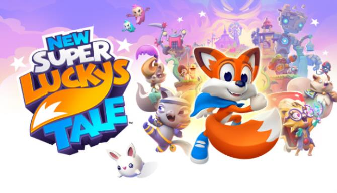 New Super Luckys Tale Free Download