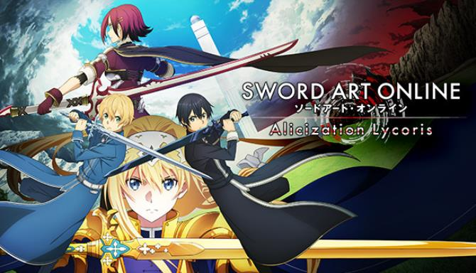 SWORD ART ONLINE Alicization Lycoris v1 30-CODEX