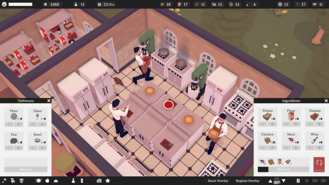TasteMaker: Restaurant Simulator PC Crack