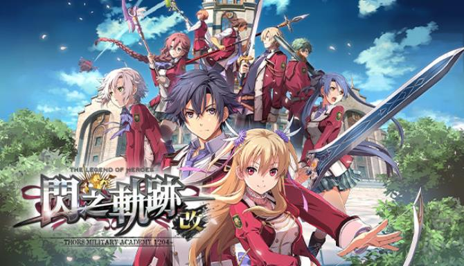 the legend of heroes sen no kiseki i kai thors military academy 1204 6022a31443037