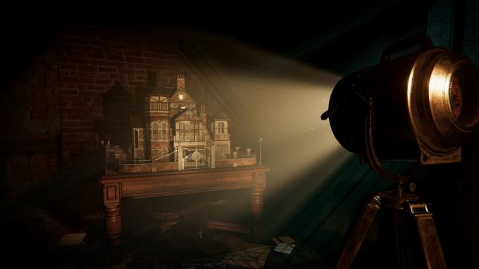 The Room 4 Old Sins PC Crack