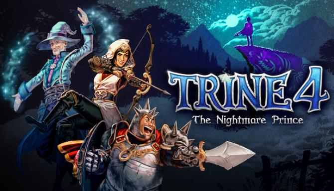 Trine 4: The Nightmare Prince v1.0.0.8681 Free Download