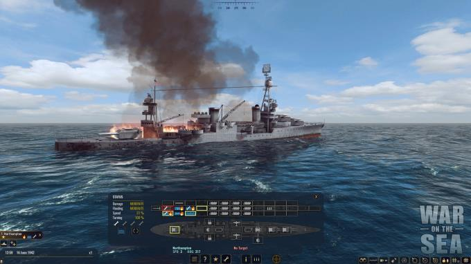 War on the Sea PC Crack