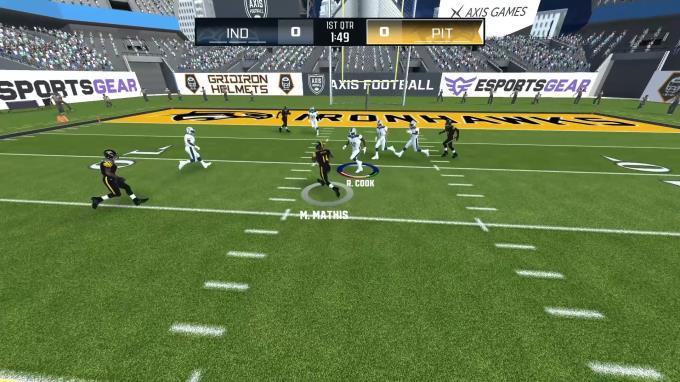 Axis Football 2020 Torrent Download