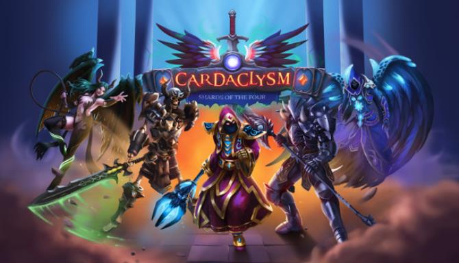 Cardaclysm Shards of the Four-GOG
