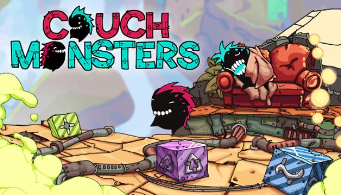 Couch Monsters Free Download