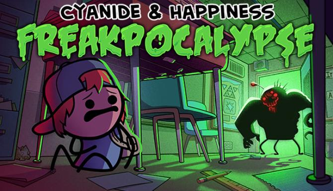 cyanide and happiness freakpocalypse skidrow 604a8769d019a