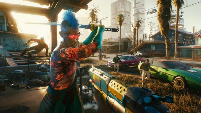 Cyberpunk 2077 v1.2 MULTi18 PC Crack