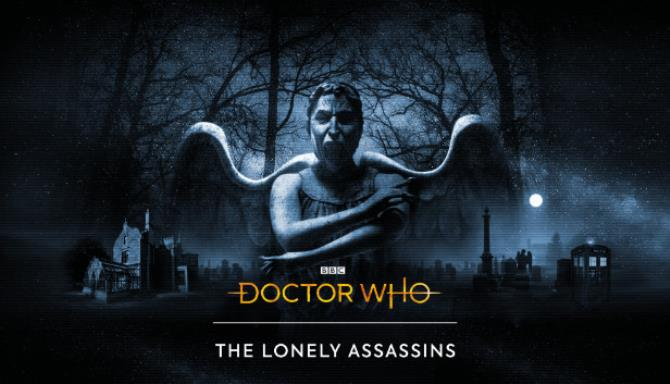 doctor who the lonely assassins darksiders 6054591367c27