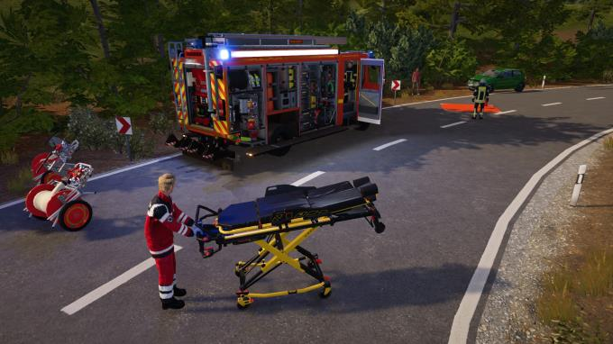 Emergency Call 112 The Fire Fighting Simulation 2 PC Crack