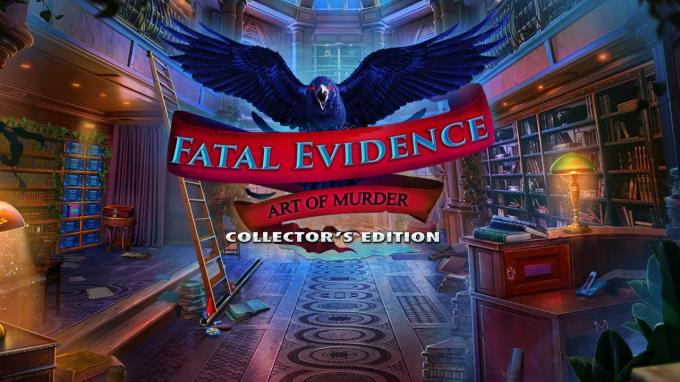 Fatal Evidence Art of Murder Collectors Edition-RAZOR