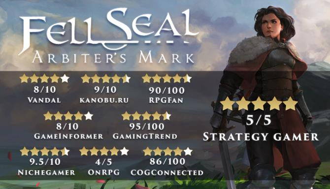 Fell Seal: Arbiter's Mark v1.5.2 Torrent Download