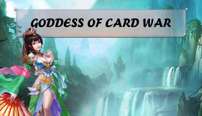 Goddess Of Card War-DARKZER0