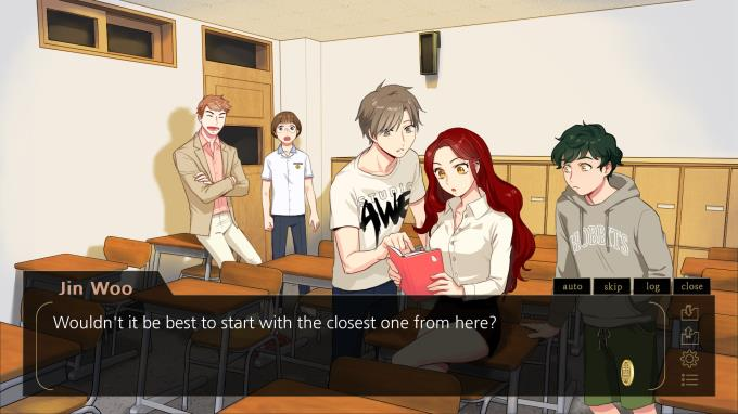 Gwan Moon High School : The Ghost Gate PC Crack