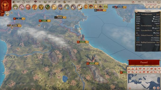 Imperator: Rome Deluxe Edition v2.0.3rc2 PC Crack