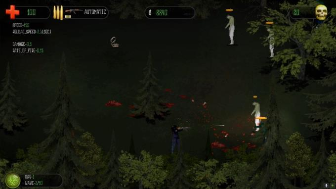 In the dark forest PC Crack