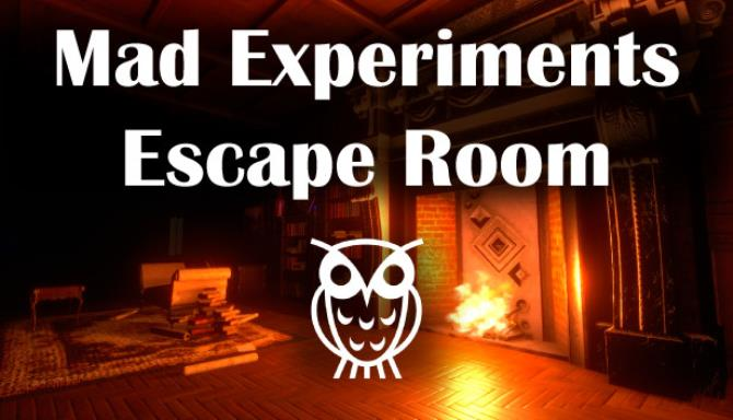 Mad Experiments Escape Room Free Download
