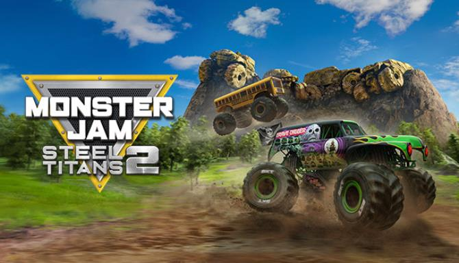 Monster Jam Steel Titans 2-CODEX