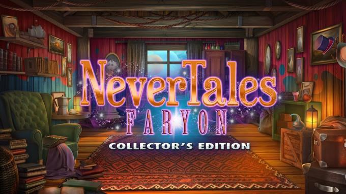 Nevertales Faryon Collectors Edition-RAZOR