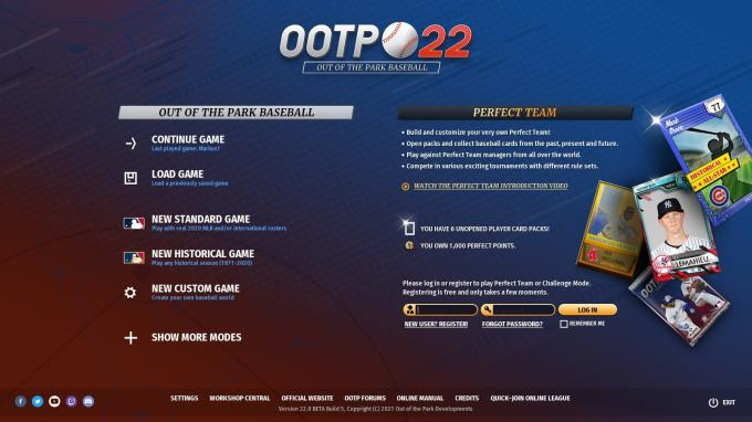 Out Of The Park Baseball 22 Torrent Download