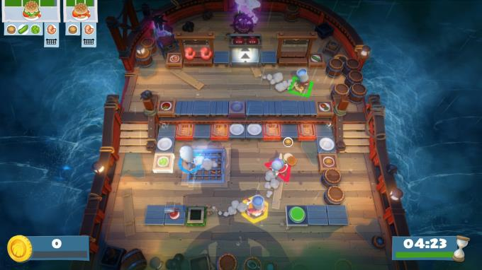 Overcooked All You Can Eat PC Crack
