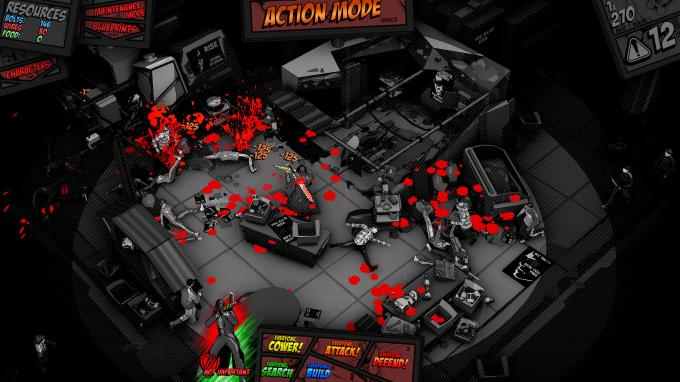 Space Raiders in Space Hatred Torrent Download