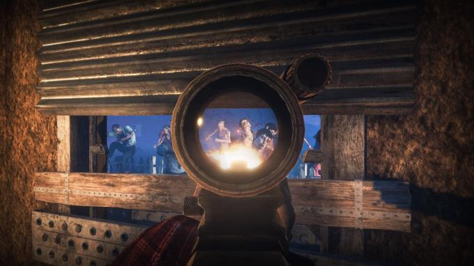 Survive the Nights PC Crack