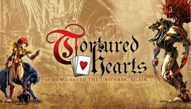 Tortured Hearts Or How I Saved The Universe Again-SKIDROW