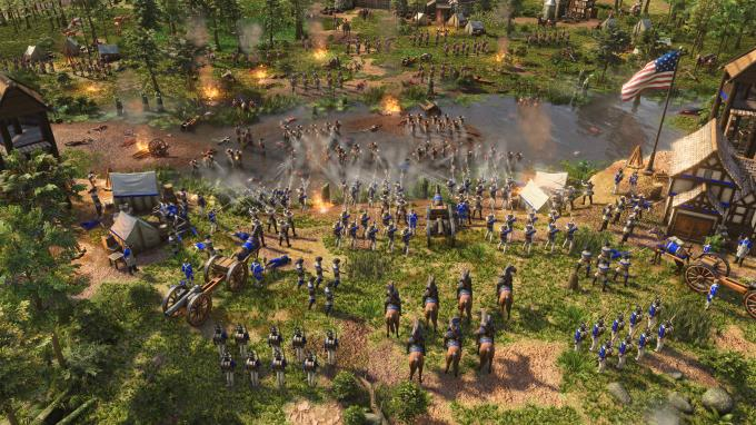 Age of Empires III Definitive Edition United States Civilization Torrent Download