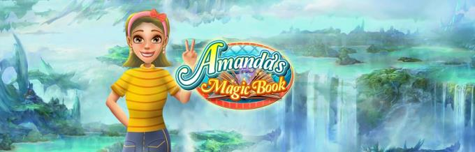 Amandas Magic Book 3 The Spirit World-RAZOR