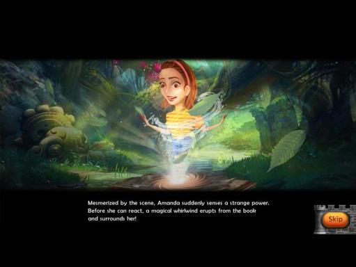 Amandas Magic Book 3 The Spirit World PC Crack
