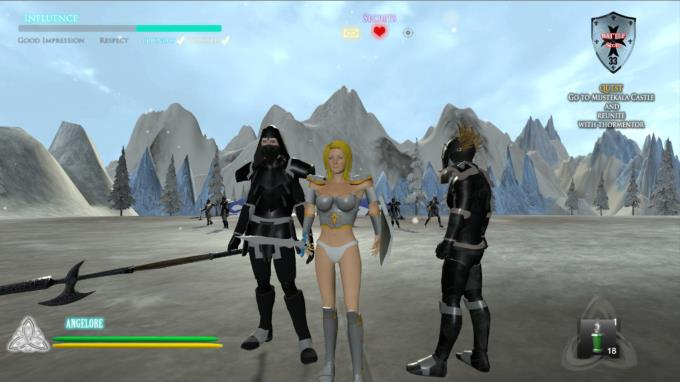 Angel Light The Elven Truce PC Crack