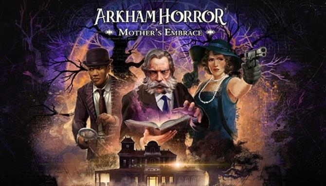 Arkham Horror Mothers Embrace Update v1 1-CODEX
