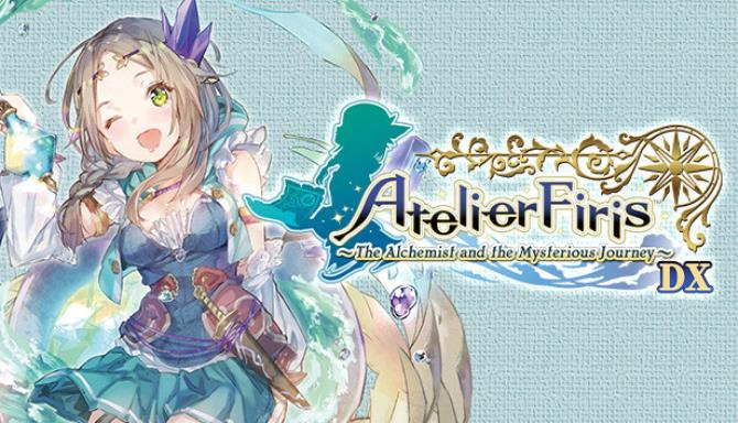 Atelier Firis The Alchemist and the Mysterious Journey DX-CODEX