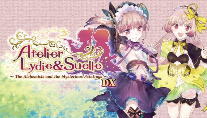 Atelier Lydie and Suelle The Alchemists and the Mysterious Paintings DX-CODEX