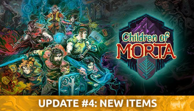 Children of Morta Family Trials-PLAZA