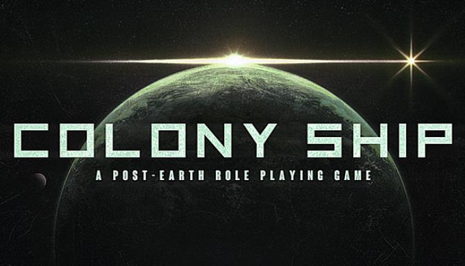 colony ship a post earth role playing game 606dcae2a71eb