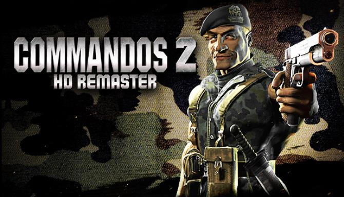 Commandos 2 HD Remaster v1 13 009-Razor1911