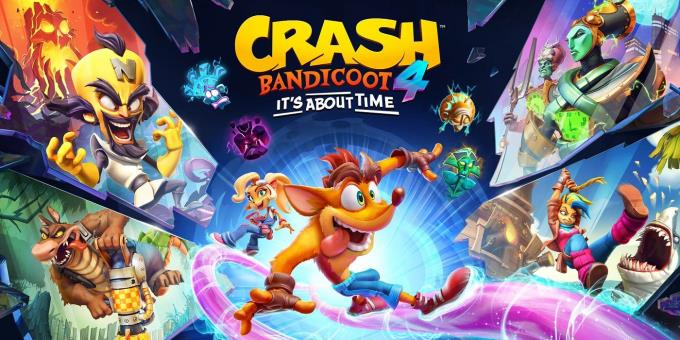 Crash Bandicoot 4 Its About Time Update v1 1 04062021 Free Download