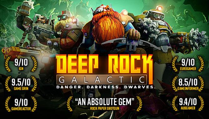 Deep Rock Galactic Modest Expectations-CODEX