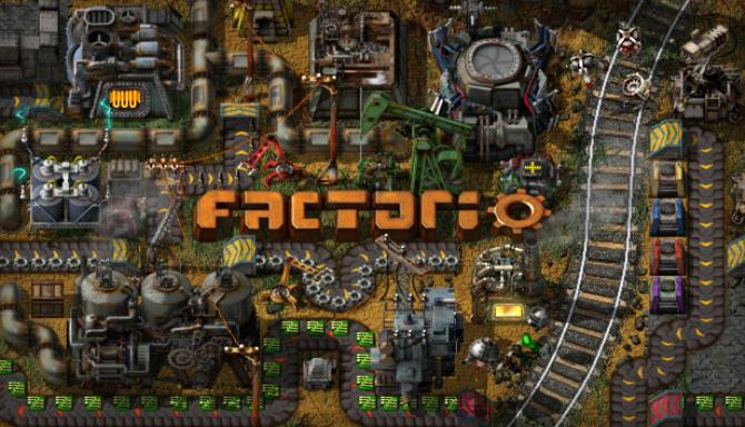 Factorio v1.1.32 Free Download