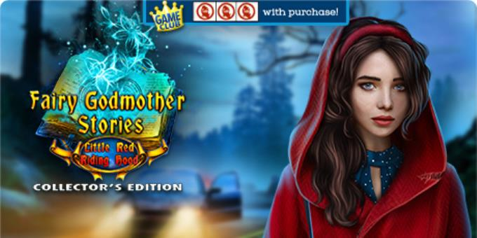 Fairy Godmother Stories Little Red Riding Hood Collectors Edition-RAZOR
