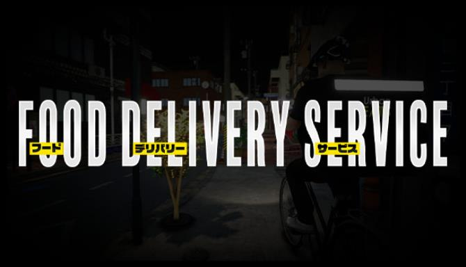 Food Delivery Service Free Download