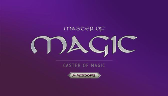 Maste Of Magic Caster Of Magic For Windows-Razor1911