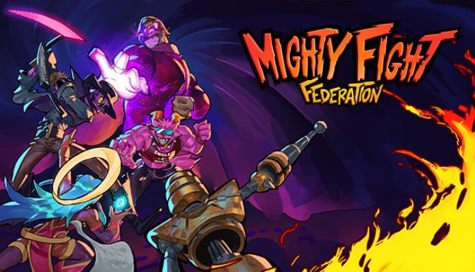mighty fight federation update v8 210401