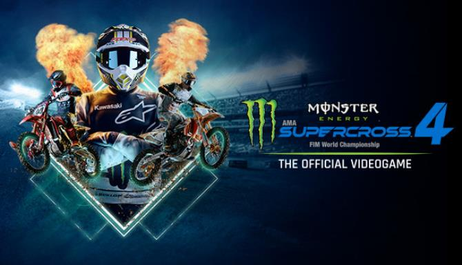 monster energy supercross the official videogame 4 update v1 06 incl dlc