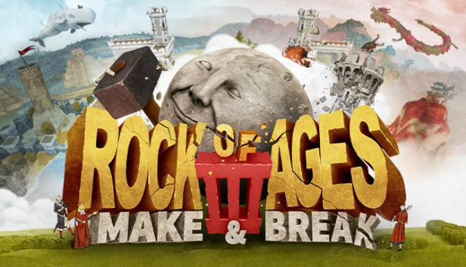 rock of ages 3 make and break hot potato