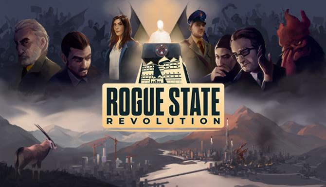 Rogue State Revolution The Urban Renewal-CODEX